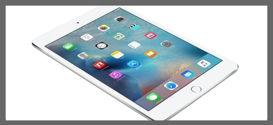 Apple iPad Mini 4.
