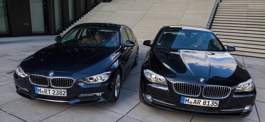 BMW 3 и 5