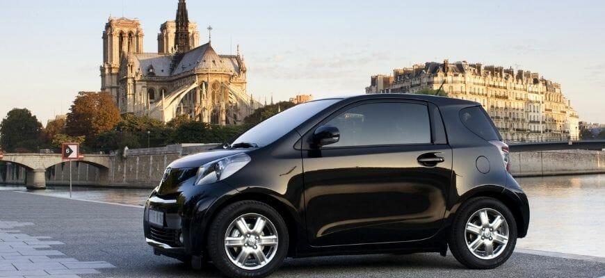 ТОП 10 самых маленьких машин в мире: фото, марки, характеристики