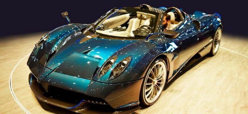 ТОП-20 самых крутых и классных машин в мире (фото тачек) в 2020 - 2021 году