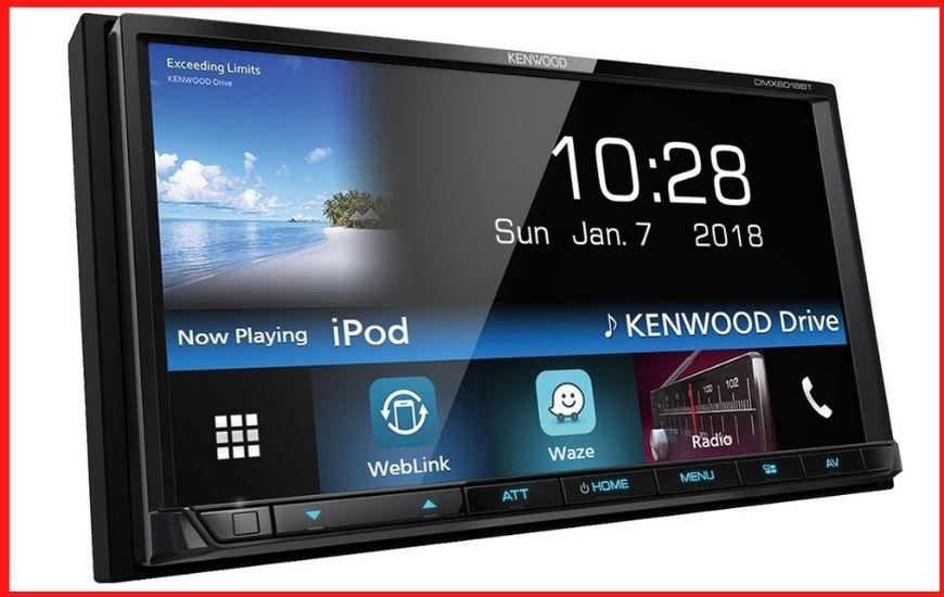 Kenwood DMX6018BT