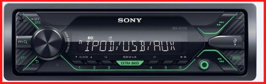 Sony DCX-A212UI