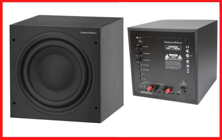 Bowers Wilkins ASW608