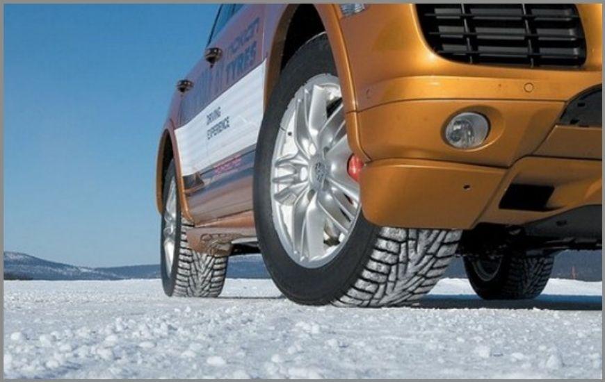 Топ лучших зимних шин в 2021 году для внедорожников и кроссоверов