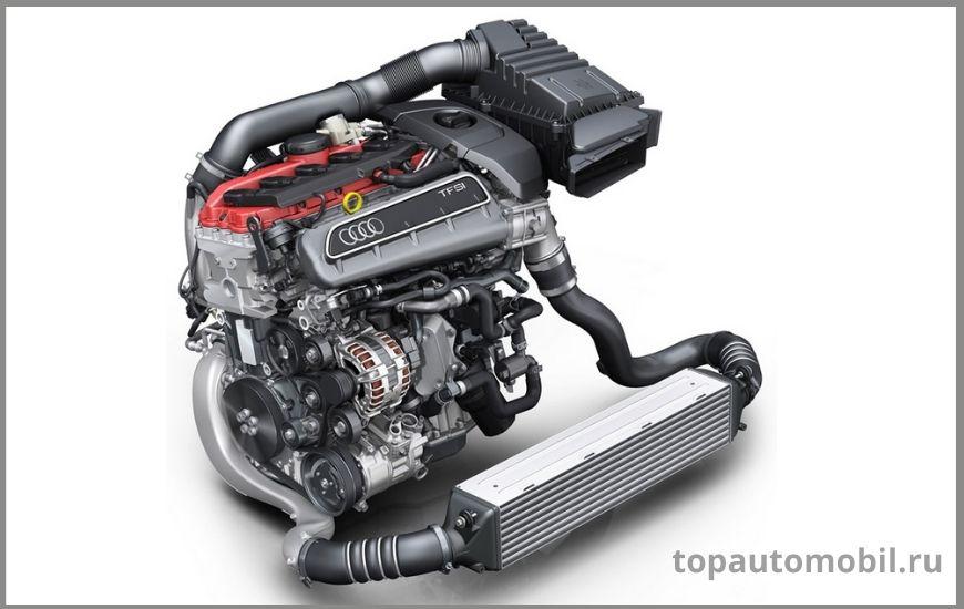 Двигатель Audi 2.5