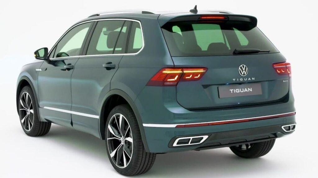 Обзор Volkswagen Tiguan Hybrid