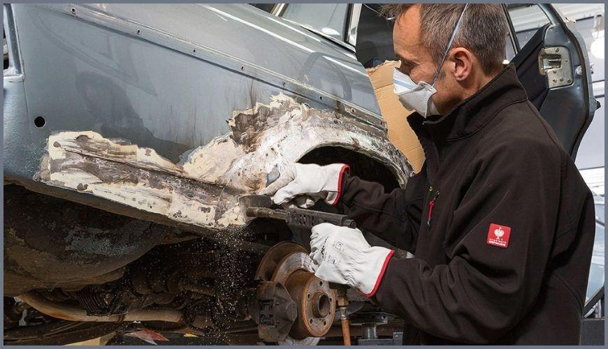 Ржавчина на кузове автомобиля: лучшие способы защиты от коррозии